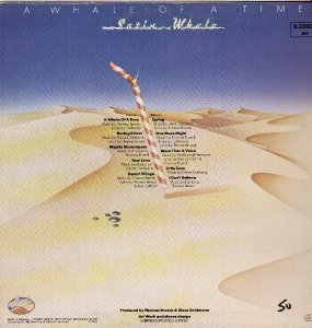 Satin Whale_A whale of a time_krautrock