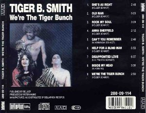 Tiger B. Smith_We're the Tiger Bunch_krautrock