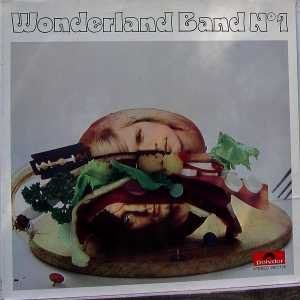 Wonderland Band_No 1_krautrock