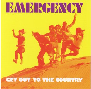 Emergency_Get Out To The Country_krautrock