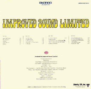 Improved Sound Limited_Improved Sound Limited_krautrock