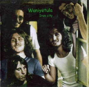 Waniyetula_Iron city_krautrock