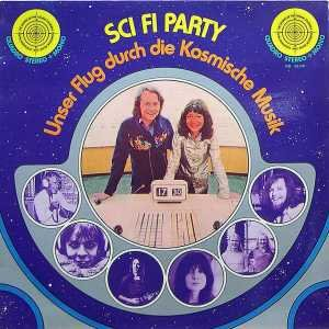 Cosmic Jokers_Sci-Fi Party_krautrock