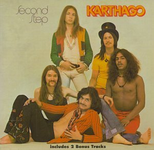 Karthago_Second Step_krautrock