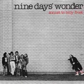 Nine Days Wonder_Sonnet To Billy Frost_krautrock
