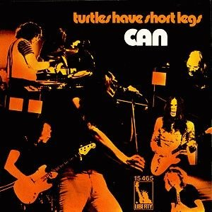 Can_Turtles have short legs / Halleluwah (single)_krautrock