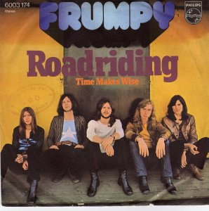 Frumpy_Roadriding / Time makes wise(single)_krautrock