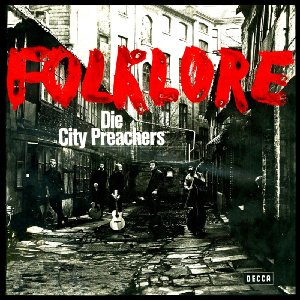 City Preachers_Folksongs_krautrock