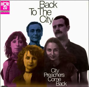 City Preachers_Back to the city_krautrock