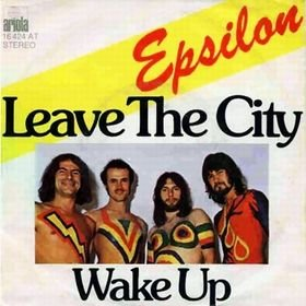 Epsilon_Leave the city  / Wake up_krautrock