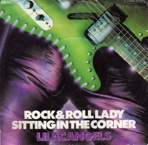 Lilac Angels_Rock & Roll Lady / Sitting In The Corner (single)_krautrock