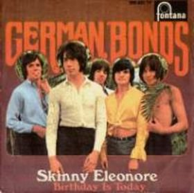 German Bonds_Skinny Eleonore / Birthday Is Today (single)_krautrock