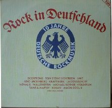Various - Sampler_Rock in Deutschland (2LP)_krautrock