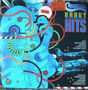 Various - Sampler_Cosmic Kraut Hits (2LP)_krautrock