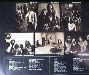 Various - Sampler_Progressive German Pop Experience_krautrock