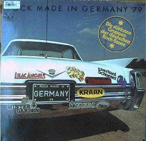Various - Sampler_Rock Made In Germany_krautrock