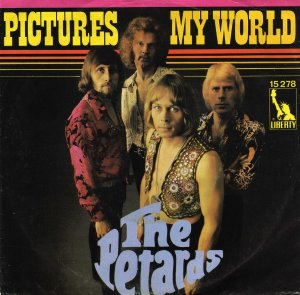 Petards_Pictures / My world (single)_krautrock