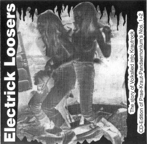 Various - Sampler_Electric Loosers_krautrock