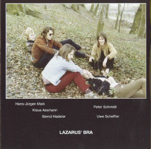 Lazarus' Bra_Passivity won't change the world / If_krautrock