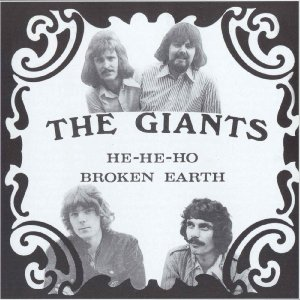 Giants_He-he-ho / Broken earth_krautrock