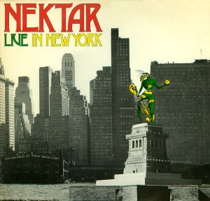 Nektar_Live in New York (2LP)_krautrock