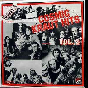 Various - Sampler_Cosmic Kraut Hits Vol. 2_krautrock