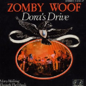 Zomby Woof_Dora's drive / Mary walking through the woods_krautrock