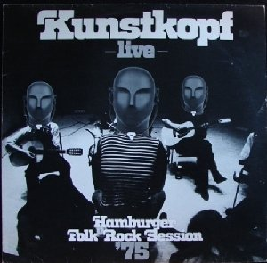 Various - Sampler_Kunstkopf Live - Hamburger Folk-Rock-Session '75_krautrock