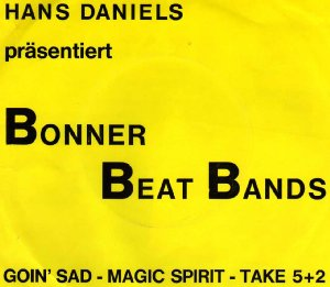 Various - Sampler_Bonner Beat Bands_krautrock