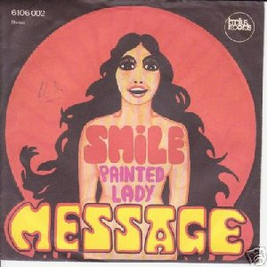 Message_Smile / Painted lady_krautrock
