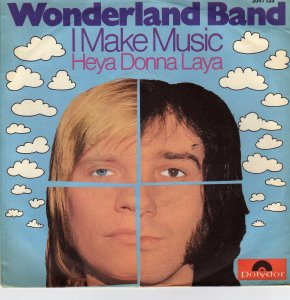 Wonderland_I make music / Heya Donna Laya_krautrock