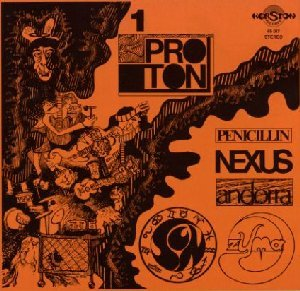 Sun_Proton 1 (Various Artists)_krautrock