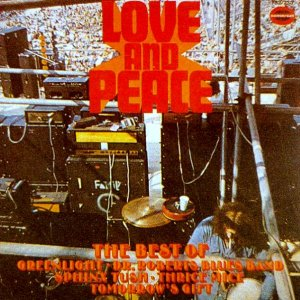Dr. Robert Blues Band_Love & Peace (2LP)_krautrock