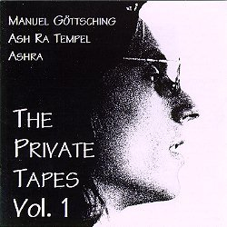 Various - Sampler_Manuel Göttsching/Ash Ra Tempel/Ashra: The Private Tapes Vol. 1_krautrock