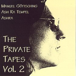 Various - Sampler_Manuel G�ttsching/Ash Ra Tempel/Ashra: The Private Tapes Vol. 2_krautrock