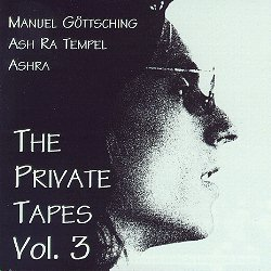 Various - Sampler_Manuel Göttsching/Ash Ra Tempel/Ashra: The Private Tapes Vol. 3_krautrock