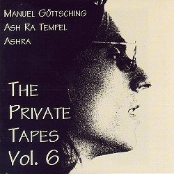 Various - Sampler_Manuel Göttsching/Ash Ra Tempel/Ashra: The Private Tapes Vol. 6_krautrock