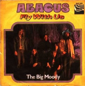 Abacus_Fly with us / The big moody_krautrock