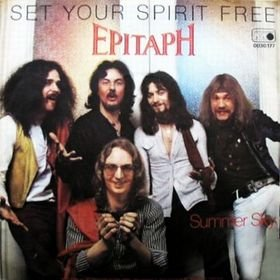 Epitaph_Set Your Spirit Free / Summer Sky_krautrock