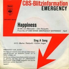 Emergency_Happiness / Sing a song_krautrock