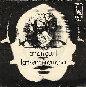 Amon D��l II_Light / Lemmingmania_krautrock