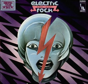 Various - Sampler_Electric Rock (2LP)_krautrock