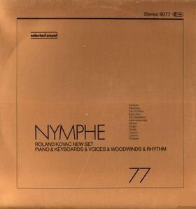 Kovac, Roland New Set_Nymphe_krautrock