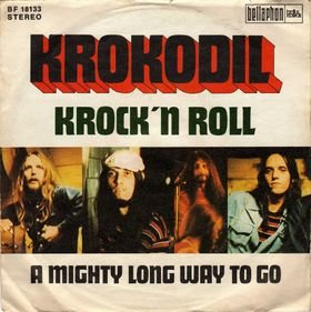 Krokodil_Krock 'n Roll / A mighty long way to go_krautrock