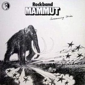 Mammut (2)_Screaming voices_krautrock