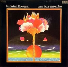 New Jazz Ensemble_Burning flowers_krautrock