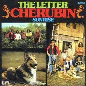 Cherubin_The letter / Sunrise_krautrock