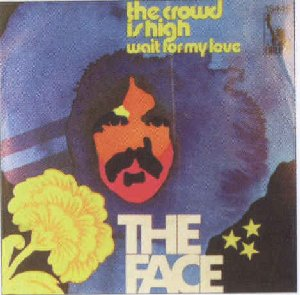 Face_The crowd is high / Wait for my love_krautrock