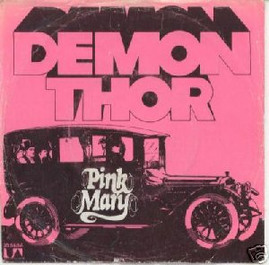 Demon Thor_Pink Mary / The Army ( Part II )_krautrock