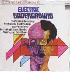 Various - Sampler_Electric underground_krautrock